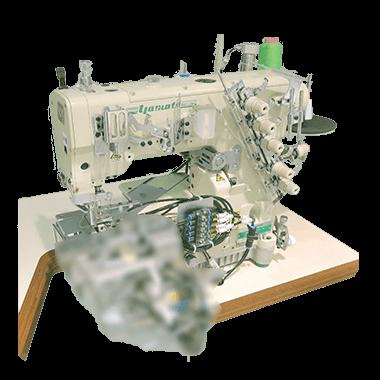 Yamato Sewing Machine Mfg  Co , Ltd  :: Industrial Sewing