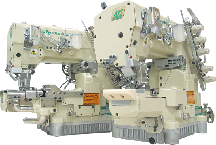Interlock Sewing Machine Yamato VGS series